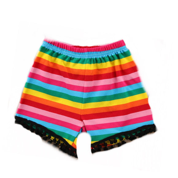 Girl Shorts - Rainbow