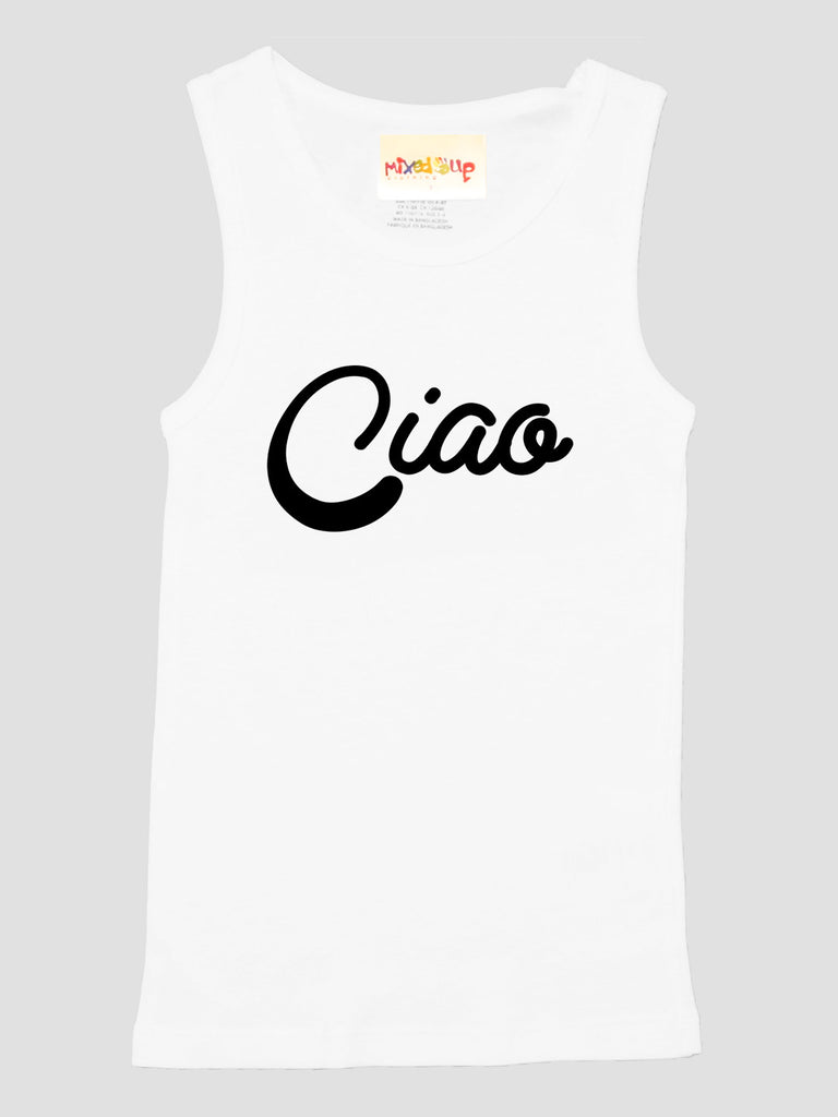 Ciao Kids Unisex Tank Top