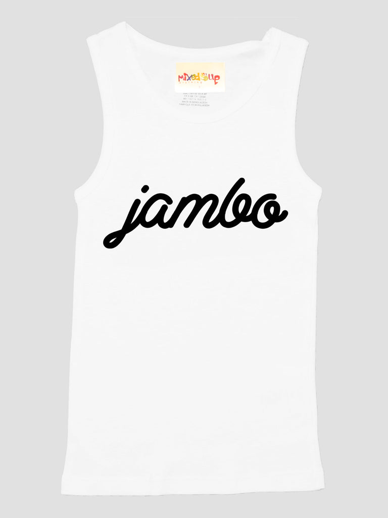 Jambo Kids Unisex Tank Top