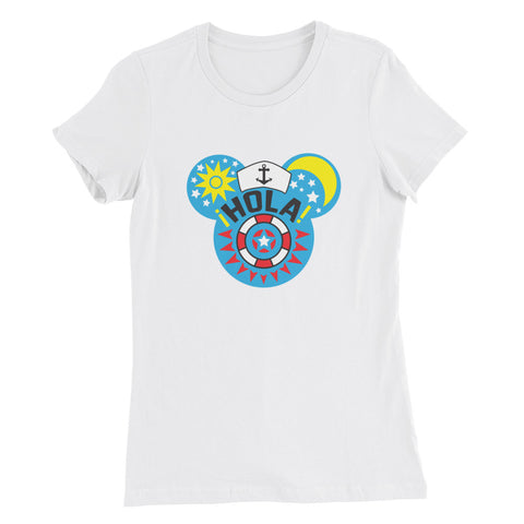 Hola Cruise Ladies' T-Shirt