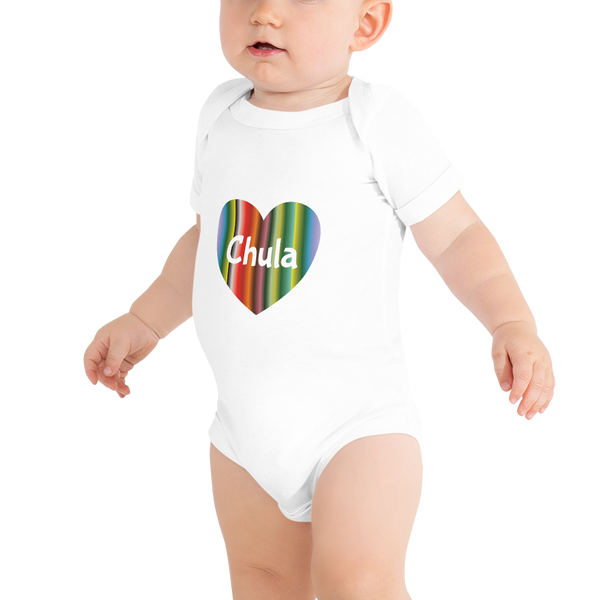 Infant Onesie - Chula Heart