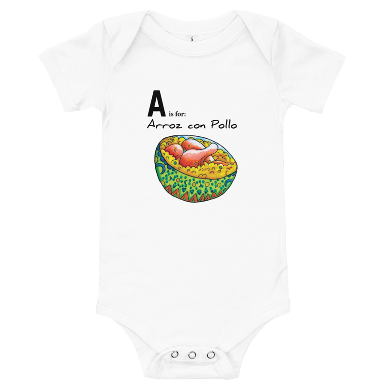 Infant Onesie - Arroz con Pollo