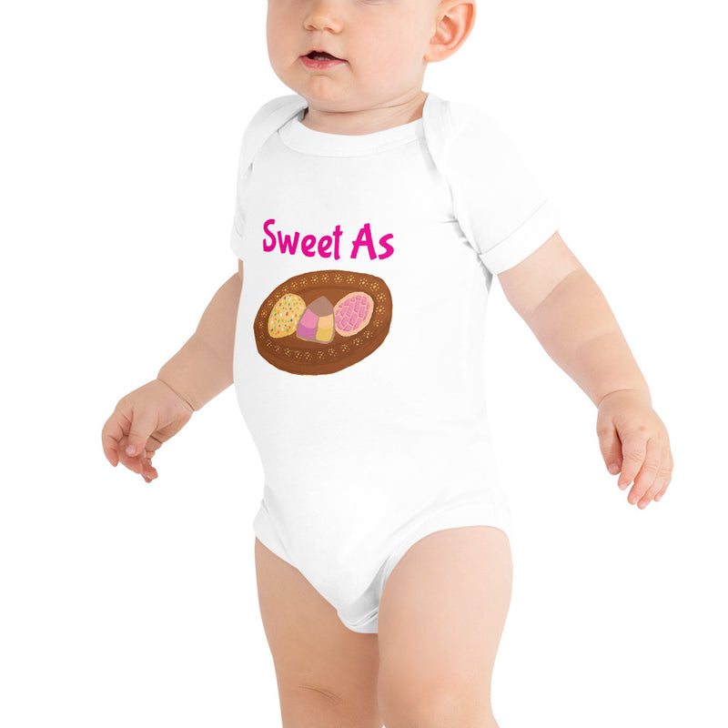 Infant Onesie - Sweet as Pan