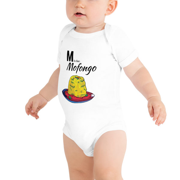 Infant Onesie - Mofongo