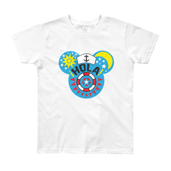 Hola Cruise Youth T-Shirt