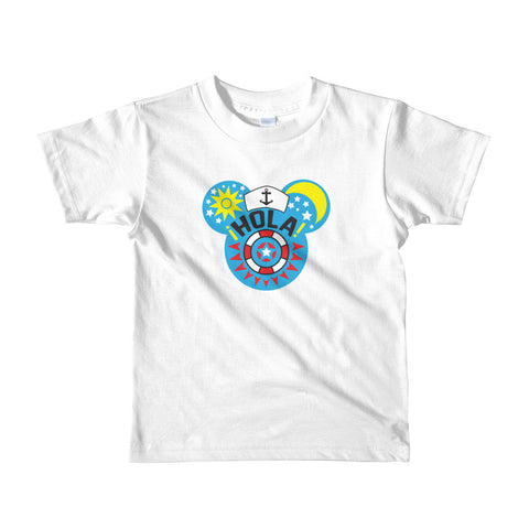 Hola Cruise Kids T-shirt