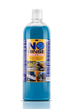 NO RINSE WASH AND SHINE OPTIMUM 946ML