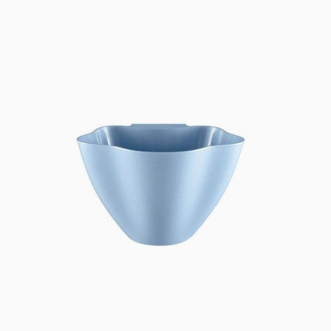 eco-heros Poubelle de Table<br> Suspendue Bleue