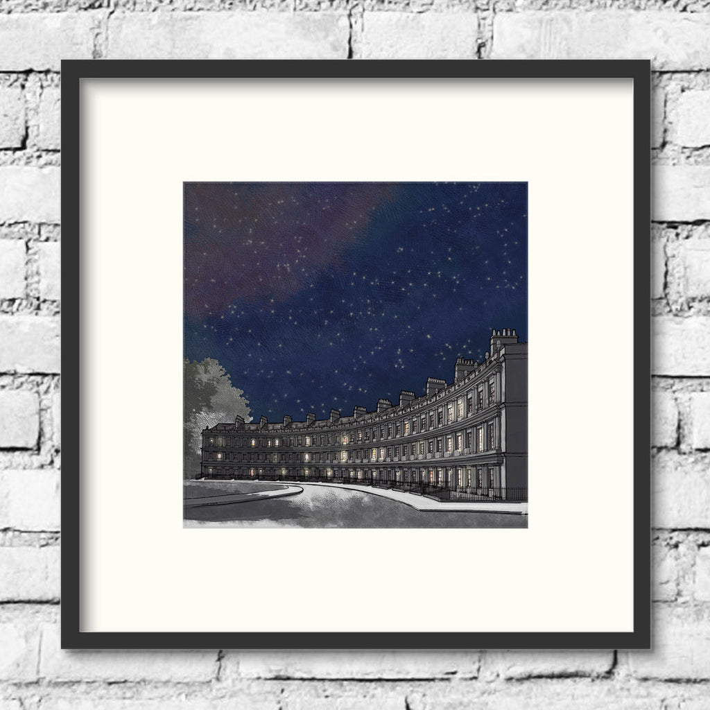 Bath-circus-night-print-illustration