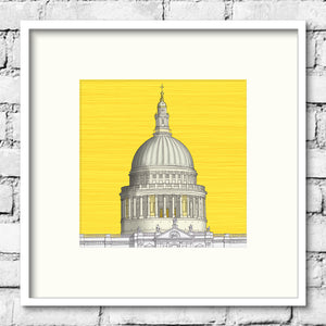 london-art-st-pauls-cathedral-gold