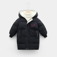 Load image into Gallery viewer, **PRE-ORDER** Black Padded Parka