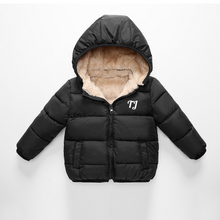 Load image into Gallery viewer, **PRE-ORDER** Black Puffer Jacket