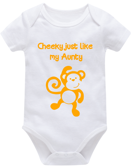 Cheeky Monkey Onesie