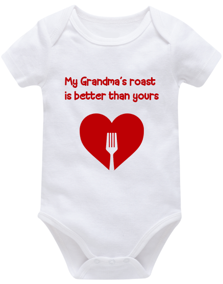 Family Food Onesie