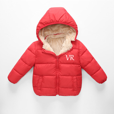 **PRE-ORDER** Red Puffer Jacket