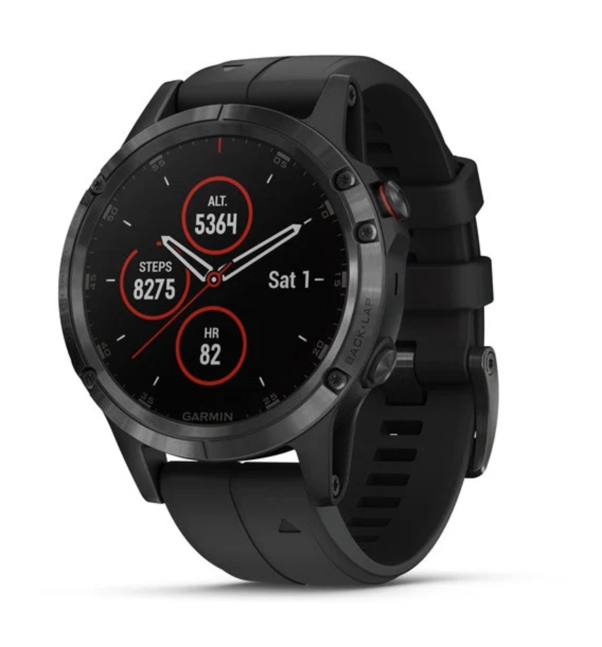 Garmin Fenix 5 Plus - $400 OFF!