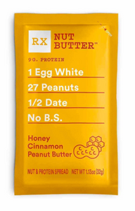 Rx Nut Butter Individual Packets