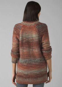 W prAna Claus Sweater