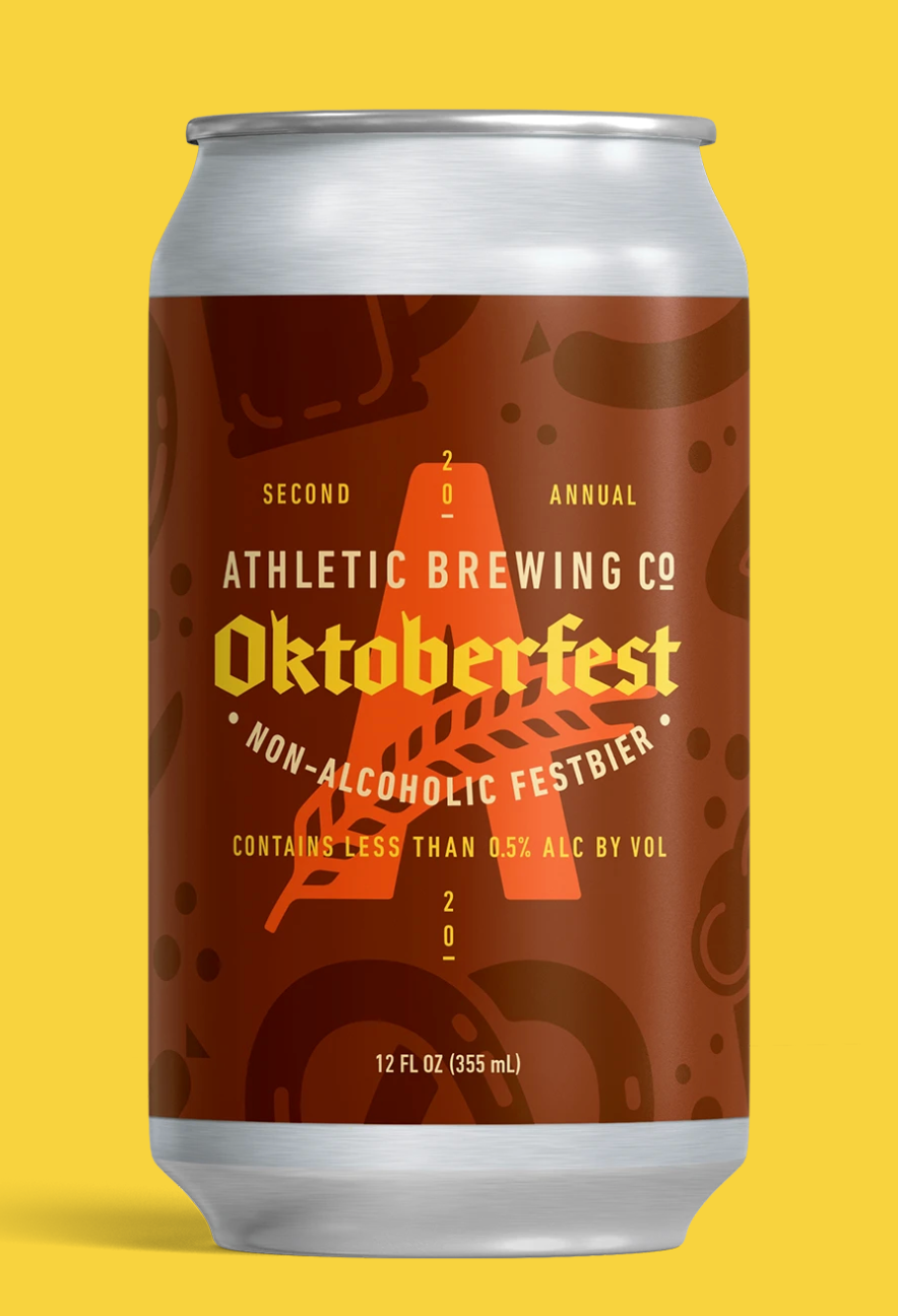 Athletic Brewing Company - Oktoberfest (Non-Alcoholic)