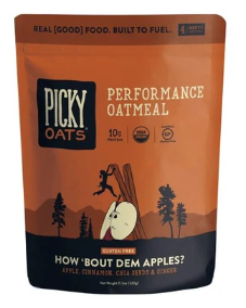 Picky Bars Performance Oats