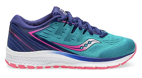 Girl's Saucony Guide ISO 2