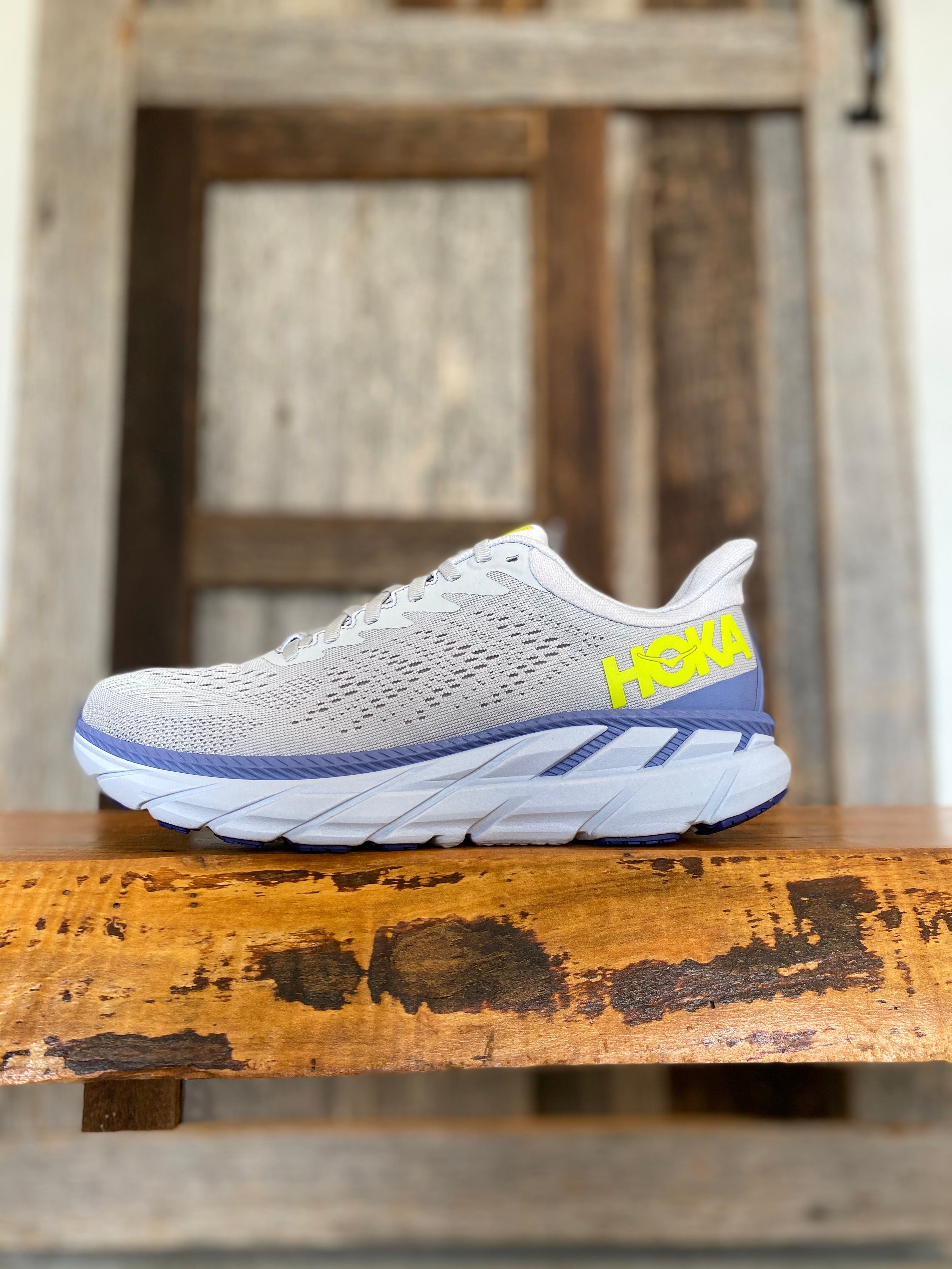 W Hoka Clifton 7