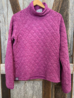 Load image into Gallery viewer, Oiselle Quilted Lauren Pullover