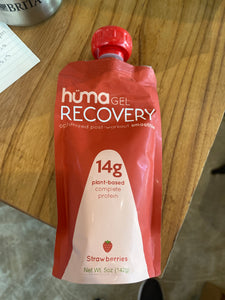 Huma Gel Recovery Smoothie