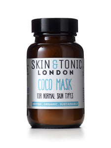 skin & tonic coco mask for normal skin types
