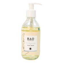 Load image into Gallery viewer, bao skincare face wash