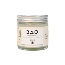 Load image into Gallery viewer, BAO skincare nourish balm or cleanse