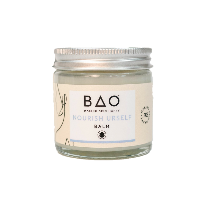 BAO skincare nourish balm or cleanse