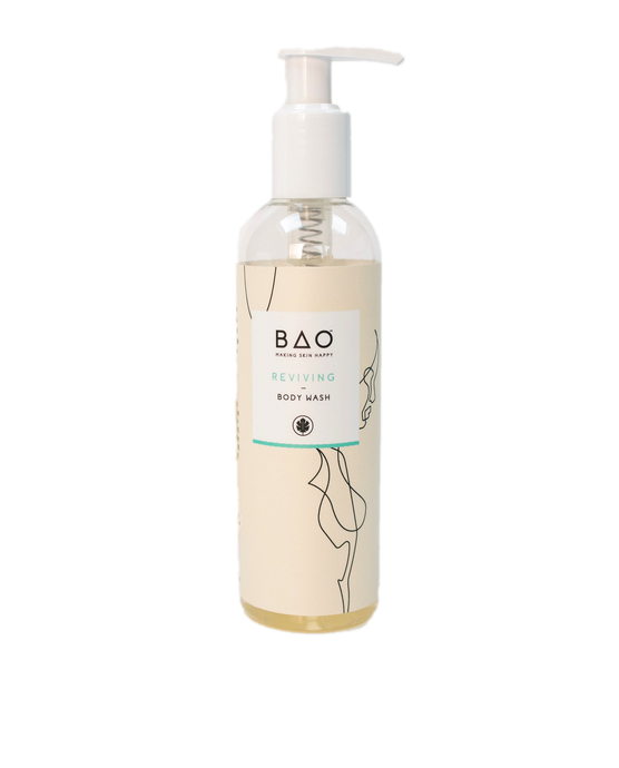organic BAO body care wash