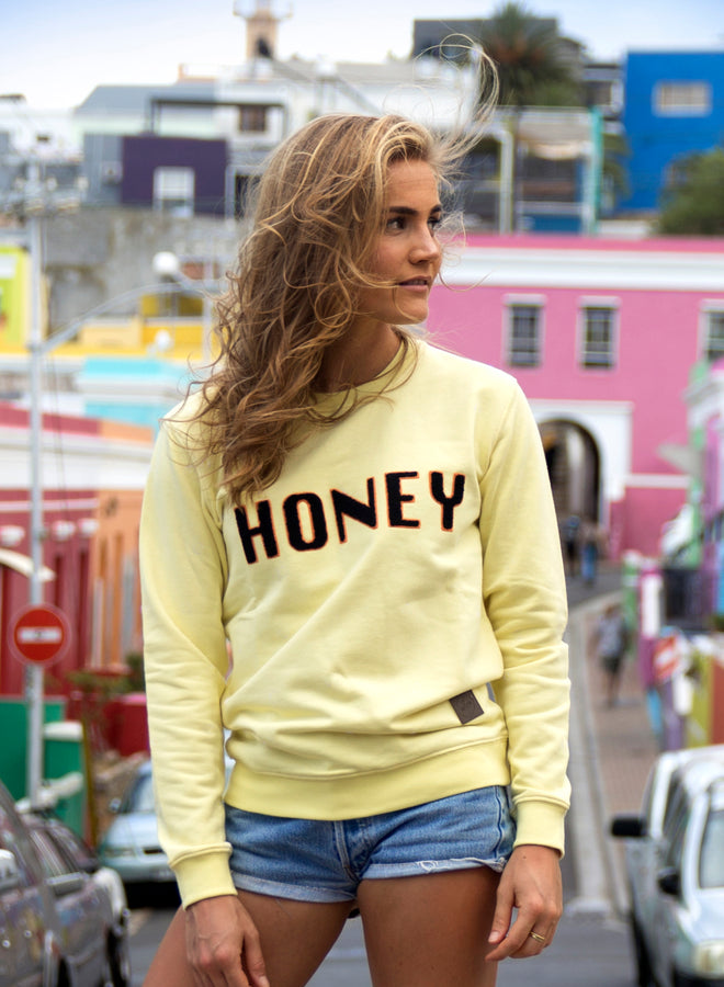 Honey Sweater | Imker