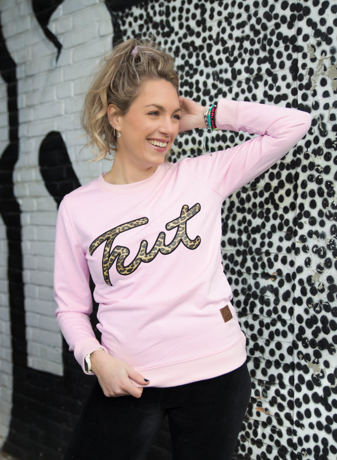 Trut Sweater | Pink Panther