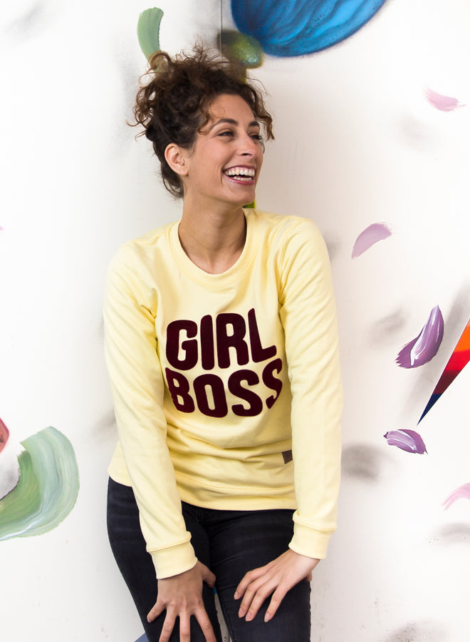 Girl Boss Sweater | Queen Bee
