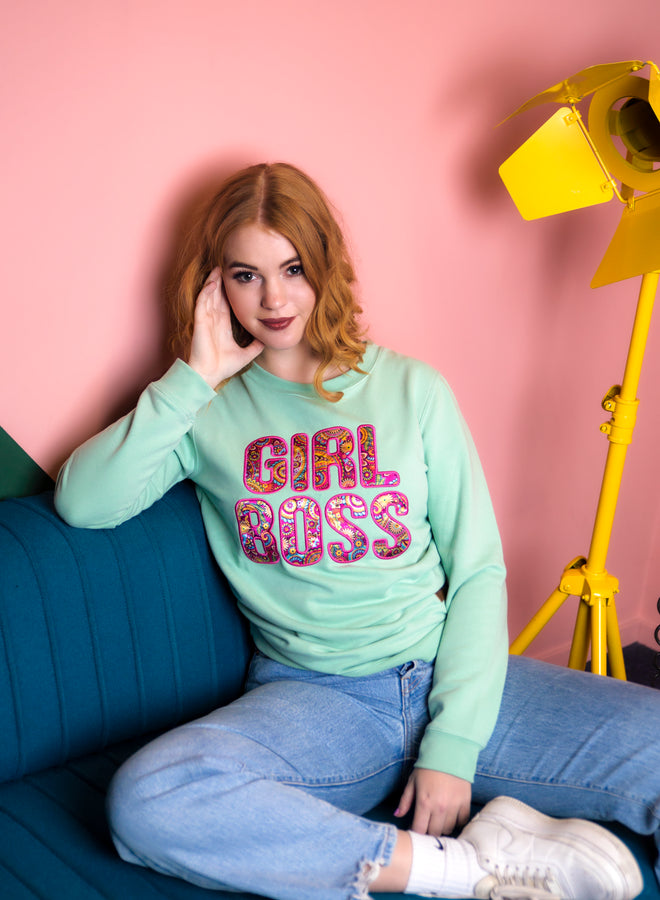 Girl Boss Sweater | Toendra