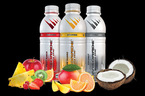 Ingredients and Flavor - INVIGORADE™ Endurance Drink™