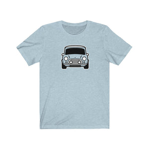 Classic Mini MK3-7 with dual fogs front end Tshirt