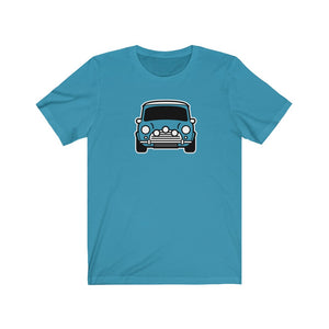 Rally Classic Mini front end Tshirt