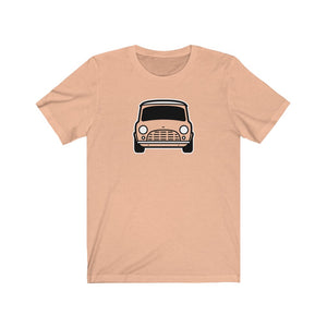 Classic Mini MK1-2 pressed grill front end Tshirt