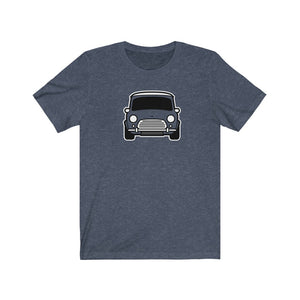 Classic Mini MK3-7 front end Tshirt