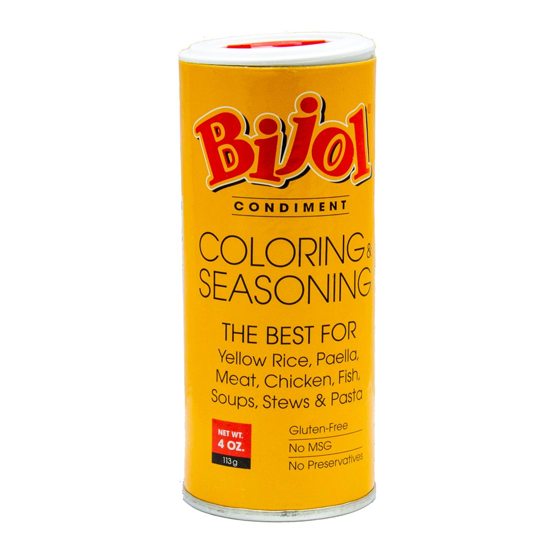 Bijol Traditional Latin Coloring & Seasoning Condiment