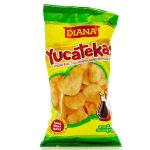 Diana Yucatekas Chips