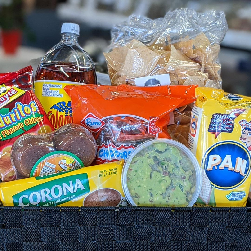 Grocery Kit - Colombia's Essentials