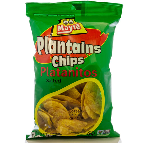 Mayté Plantanitos Chips
