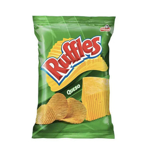 Ruffles Queso Chips