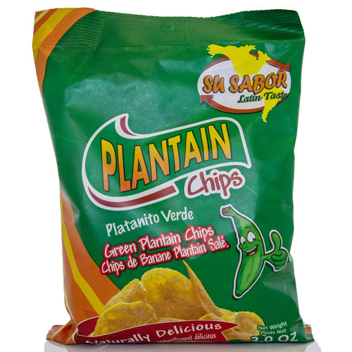 Su Sabor Plantain Chips