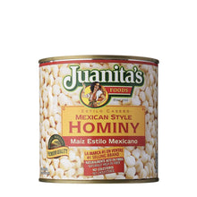 Load image into Gallery viewer, Juanita's White Hominy