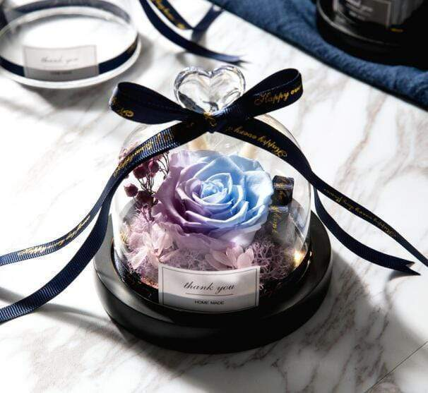 Exclusive Prestige® Rose In Glass Dome